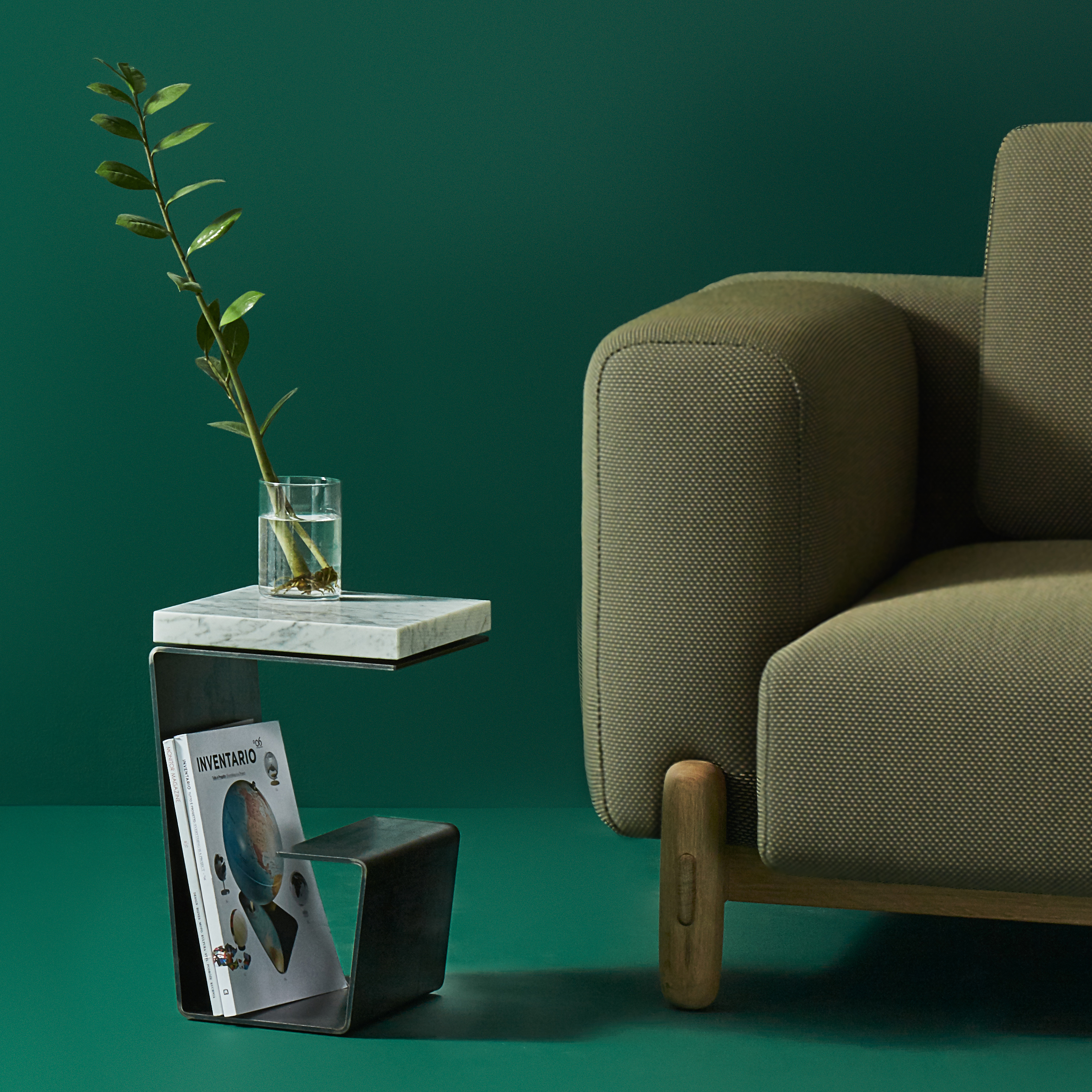 THE LINE Marbel Collection - Luxury Furniture Simplicity