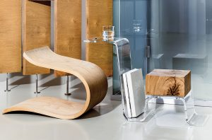 THE LINE Coffee Table - Pure Act of Modern Design