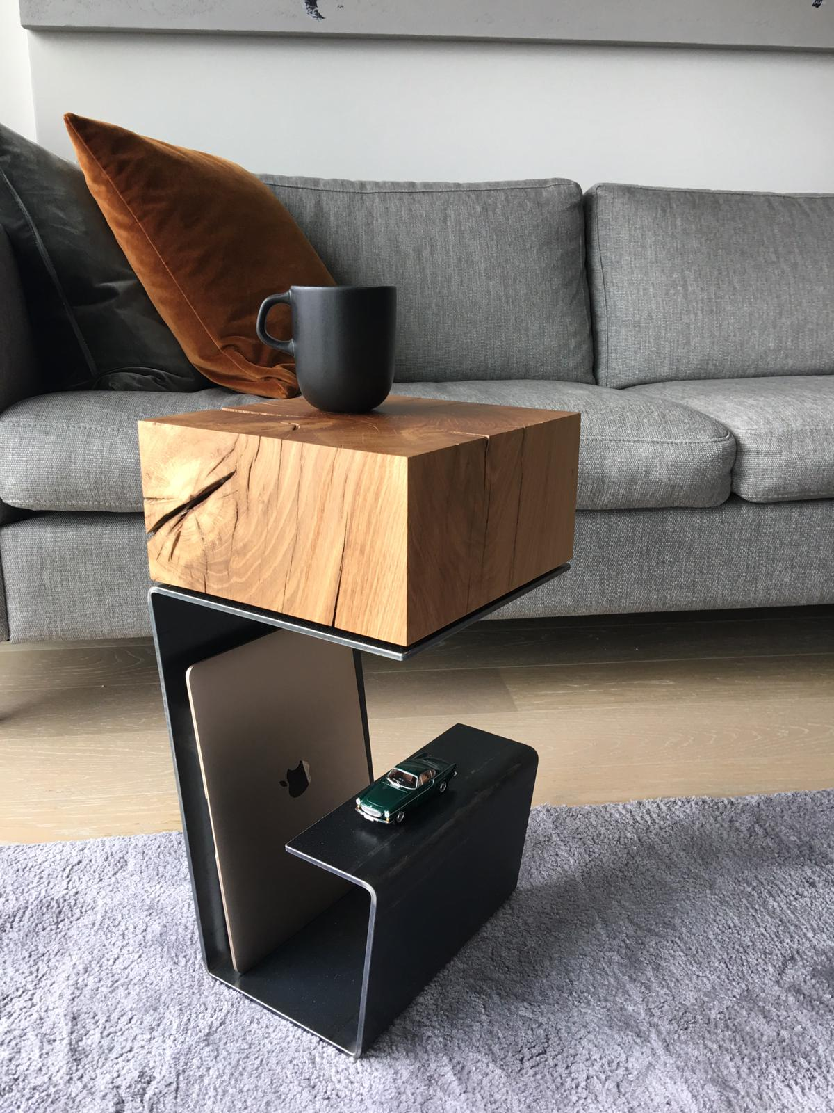 Side Table By Baker Street Boys