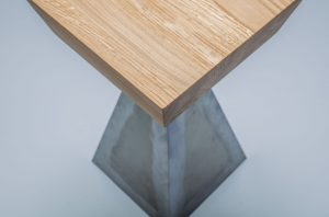 Luxury Pyramid Side Table