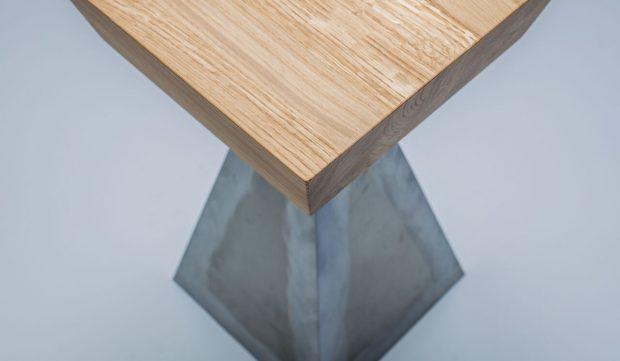 Luxury Pyramid Side Table