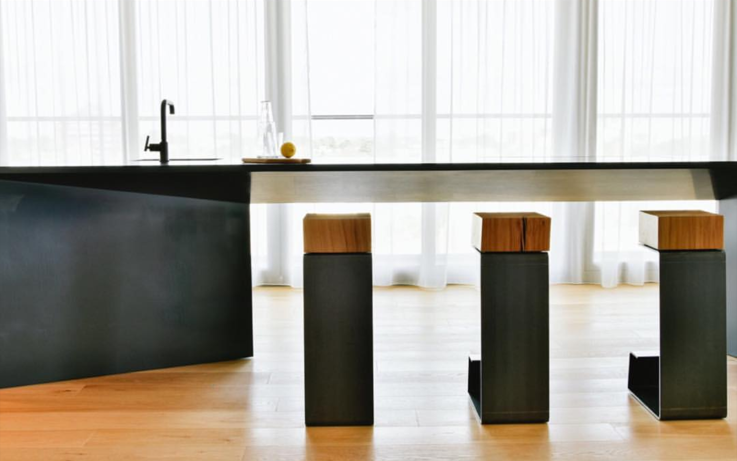 THE LINE collection - Luxury & minimalistic furniture design