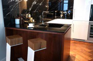 Luxury Bar Stools - Glamour Style Kitchen Inspiration