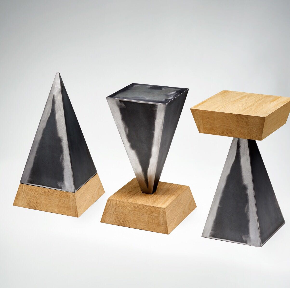 Industrial Design - The Pyramid Table