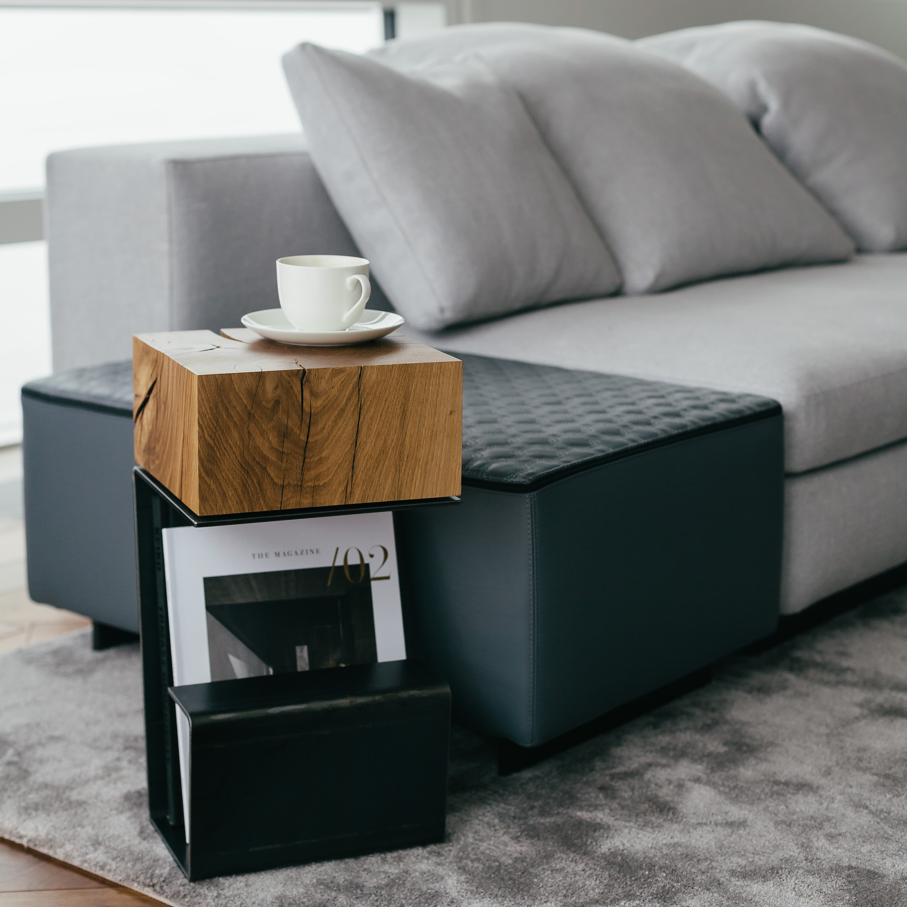 THE LINE Side Table - Luxury furniture design!
