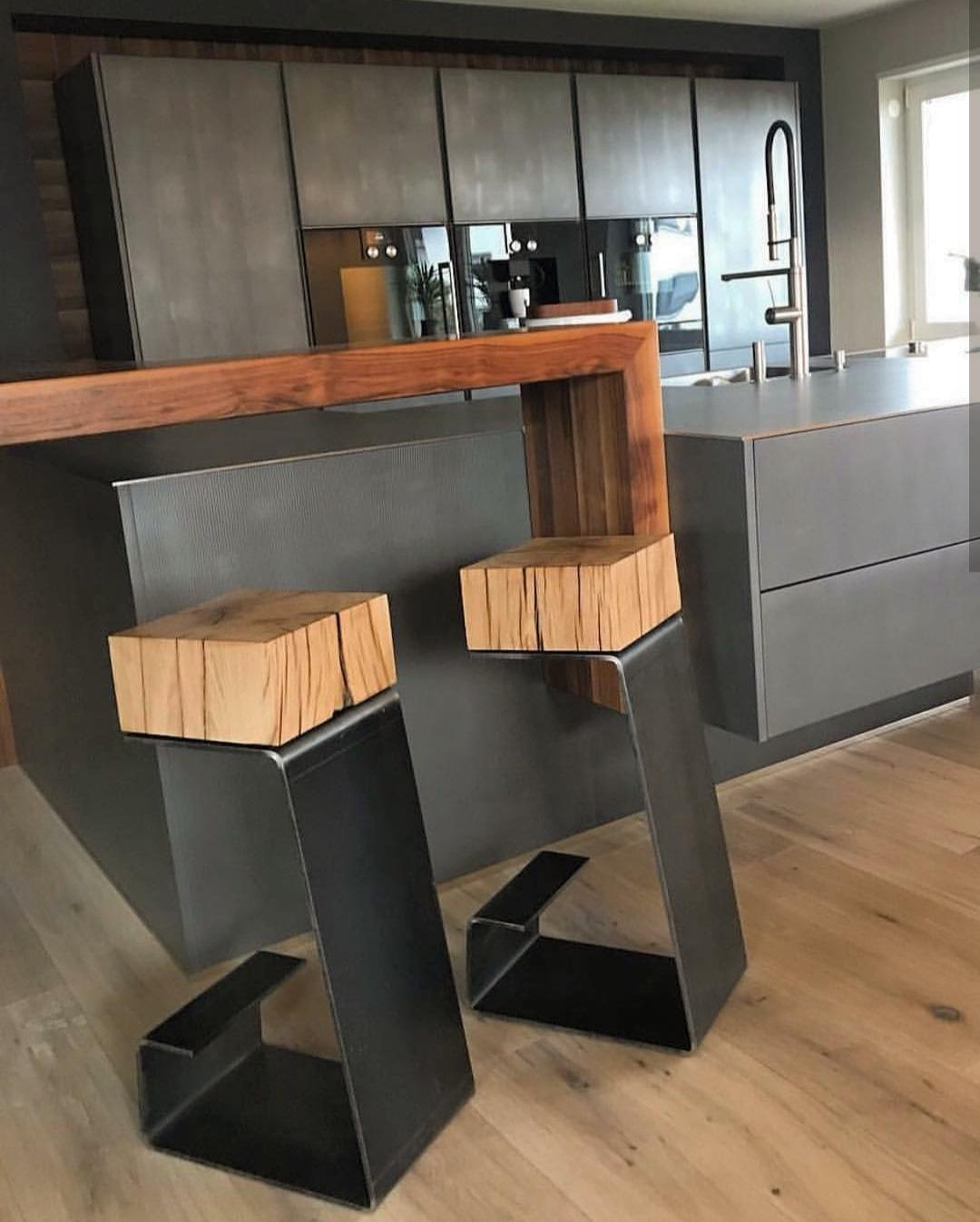 THE LINE Bar Stools - Luxury Furniture Design!