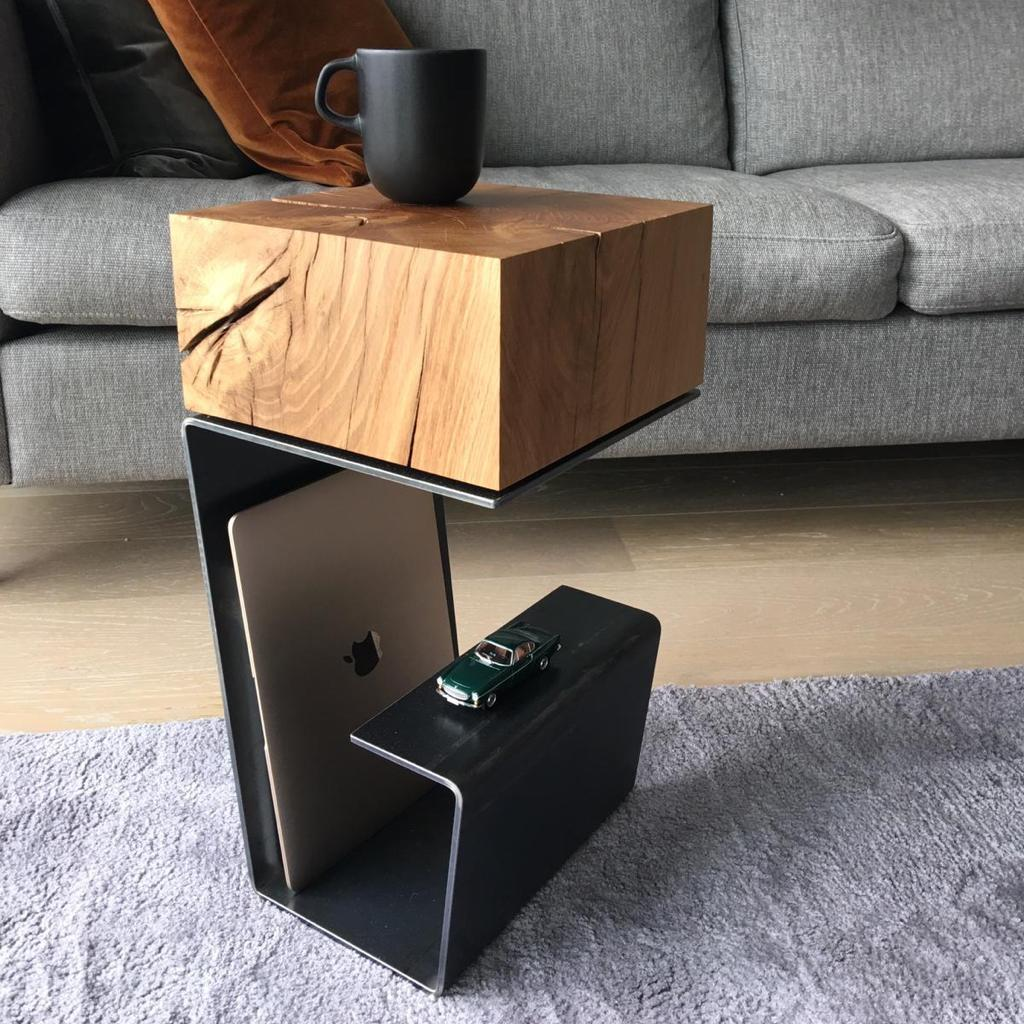 THE LINE Side Table - Modern Interior Inspiration
