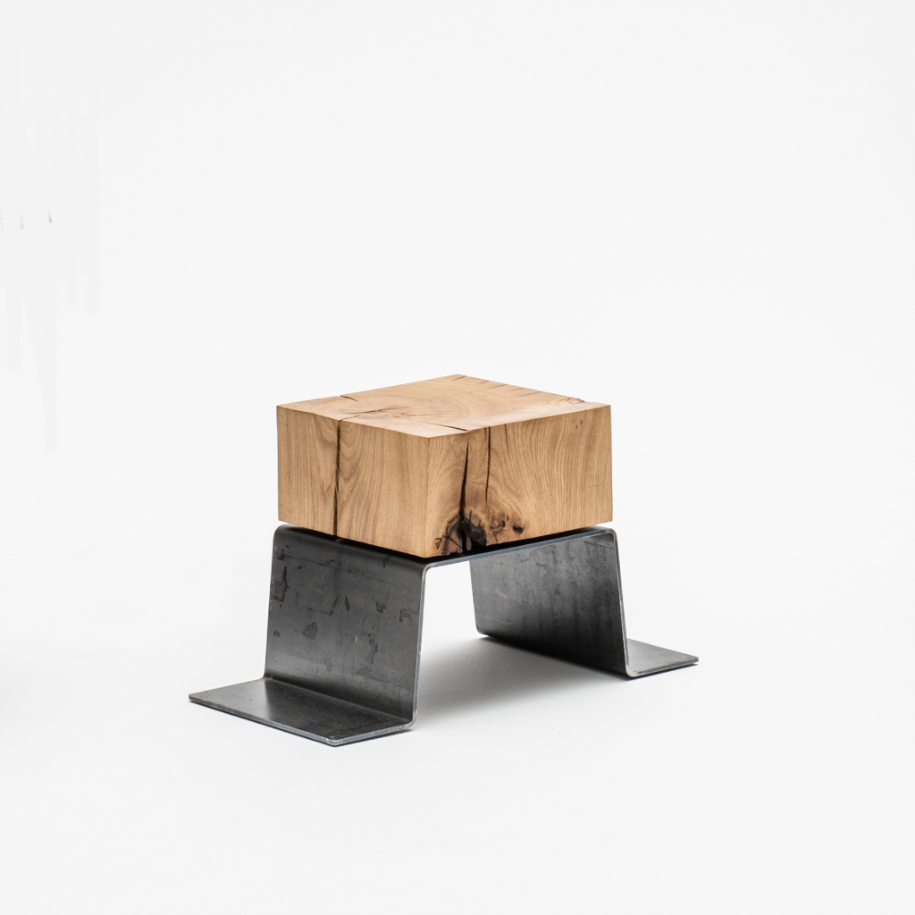 THE LINE Foot Stool